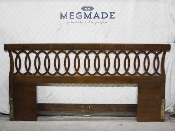 #2232-01890 #Customizable MCM King Headboard by #MegMade,  View more on the LINK: http://www.zeppy.io/product/gb/3/286382075/