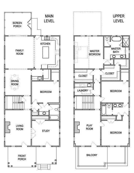 Classic dutch colonial house plans applying modern classic for Classic colonial floor plans