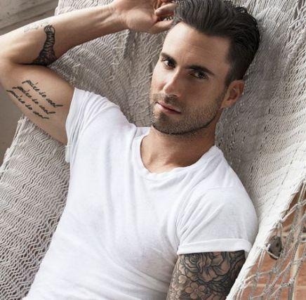 67 Trendy Tattoo For Guys Men Adam Levine Adam Levine Tattoos Adam Levine Tattoos For Guys