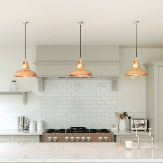 Ceiling Lights In Copper : Copper ceiling light fixtures lighting