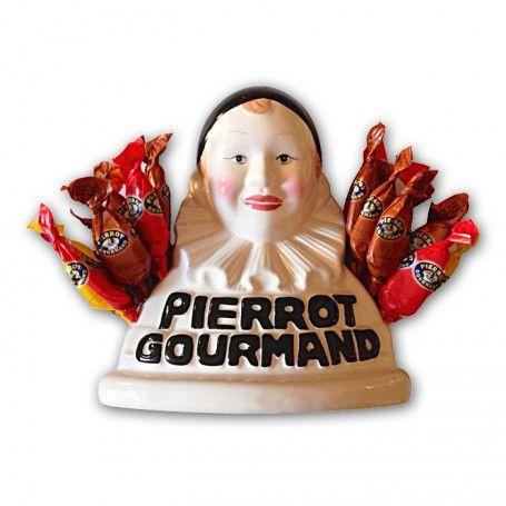 Pierrot Gourmand en céramique