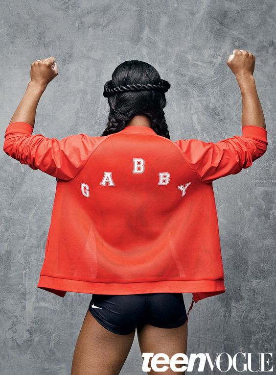 Come Rio, Gabby Douglas is determined to make history again, as the first gymnast to successfully defend her all-around gold medal since 1968.