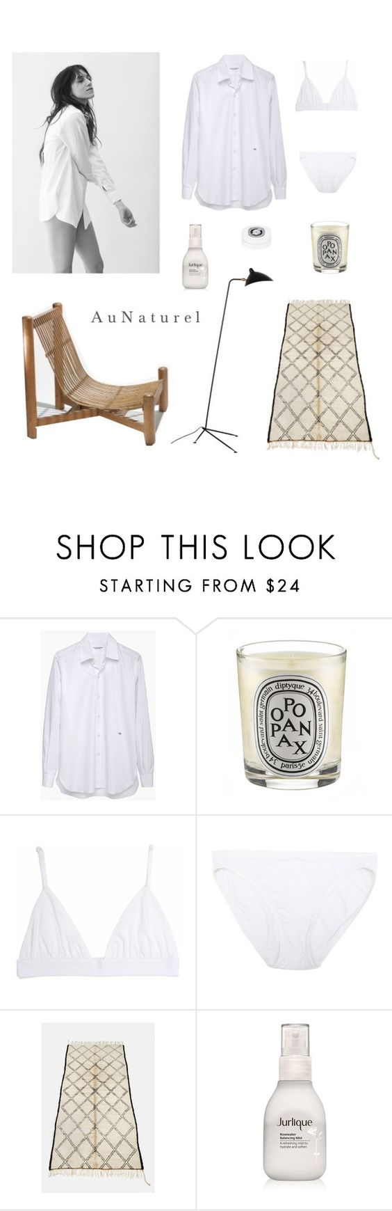 """""""/"""" by darkwood ❤ liked on Polyvore featuring interior, interiors, interior design, home, home decor, interior decorating, Current/Elliott, Land of Women, Jurlique and Diptyque"""