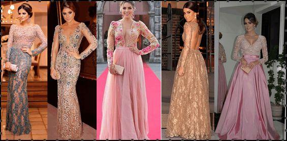 Inspiração: Vestidos para Madrinhas de Casamento!