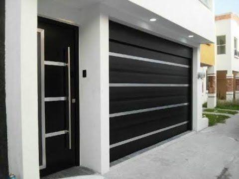 Docentesinformatizadosenred Portones De Lujo Y Modernos En Herreria Portones Modernos Para Casas Puertas De Garage Modernas Entradas De Casas Pequenas