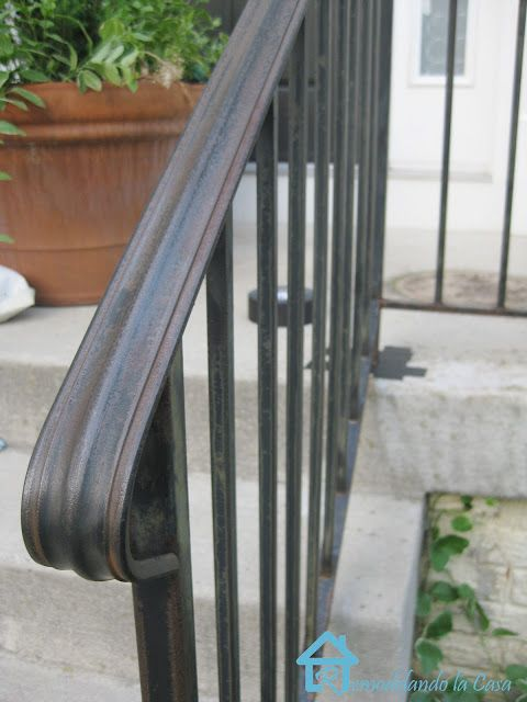 Front Yard Care And How To Remove Rust From Metal Remove Rust