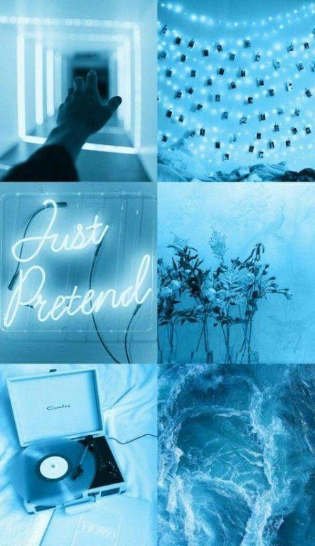 38 Trendy Light Blue Aesthetic Wallpaper Collage In 2020 Light Blue Aesthetic Blue Wallpaper Iphone Blue Aesthetic Pastel