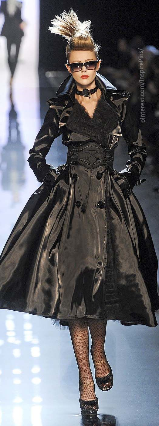 Jean Paul Gaultier Couture Spring 2011x  The House of Beccaria