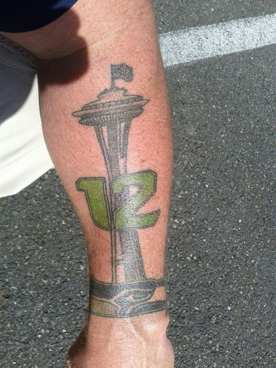 seattle tattoo all things pacific northwest pinterest