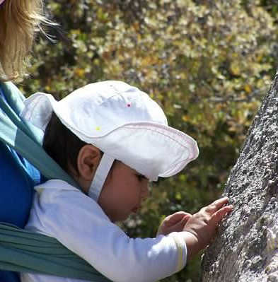 Children who touch everything - changing your expectations and specific activities for those that like to touch.