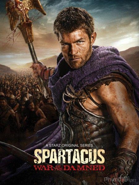 Spartacus: Máu Và Cát Phần 1 - Trọn bộ