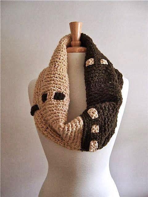 puntadas de crochet para bufandas pinterest , Buscar con Google
