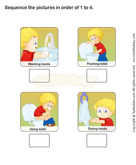 Personal Hygiene Worksheet 12 - science Worksheets - grade-2 ...