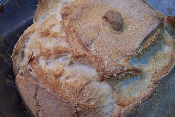 """Cocina fácil """"sin gluten"""": Pan rápido en pirex II"""