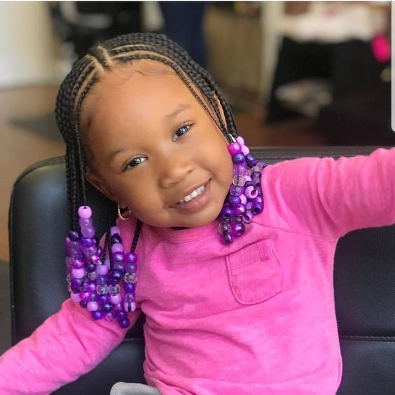 30 Cute And Easy Natural Hairstyle Ideas For Toddlers Black Kids