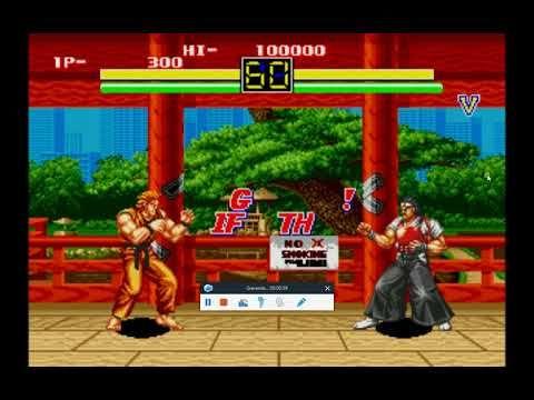 Jogue Art Of Fighting Mega Drive Sega Genesis Online Gratis Em