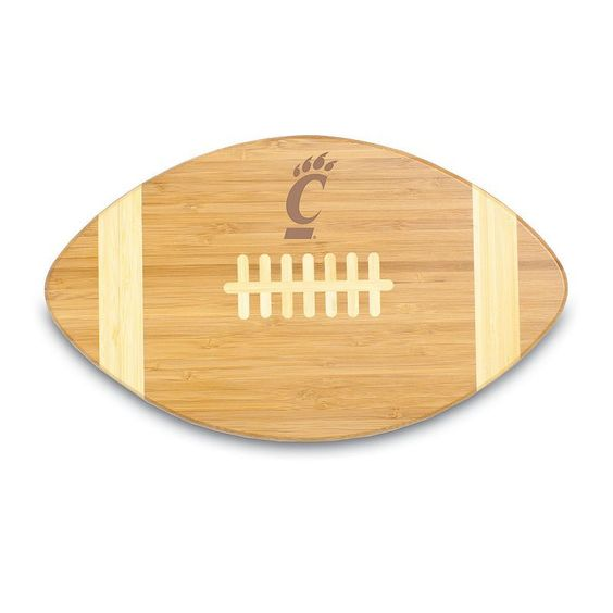 Picnic Time Ncaa Touchdown! Cutting Board, Multicolor