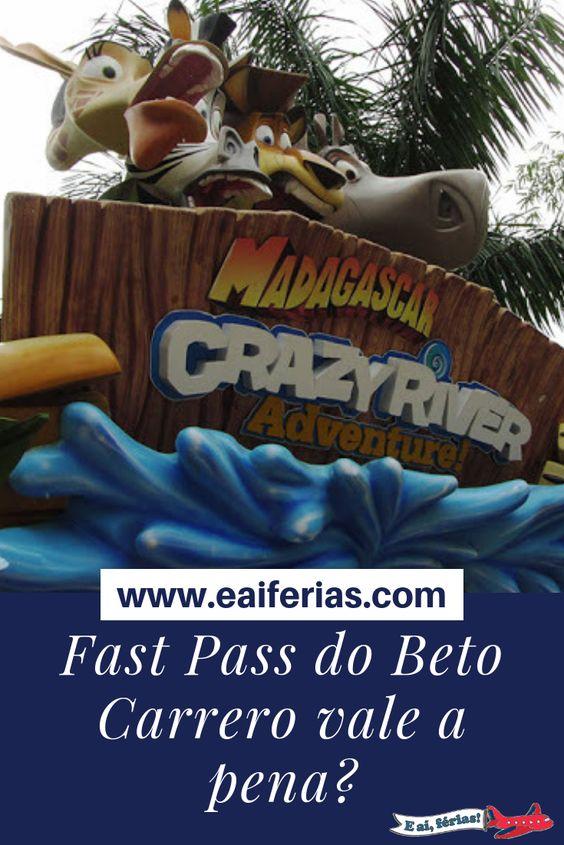 Beto Carrero World - Fast Pass compensa?