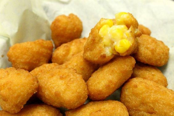 good recipes: Corn Nuggets