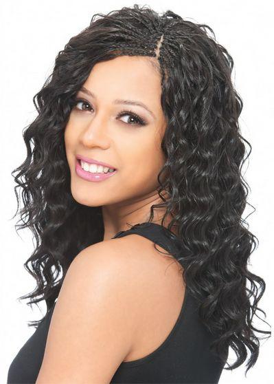 Excellent Kanekalon Braids Braid Hairstyles And Updo On Pinterest Short Hairstyles For Black Women Fulllsitofus