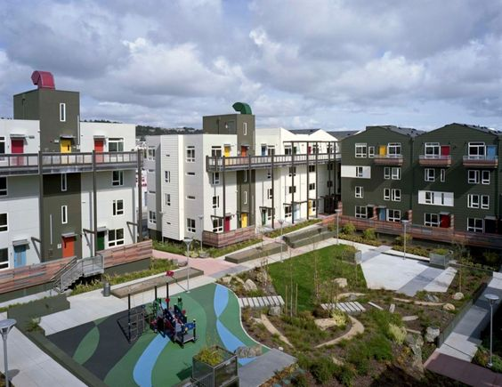 Armstrong Place Senior Housing / David Baker  Partners Places and
