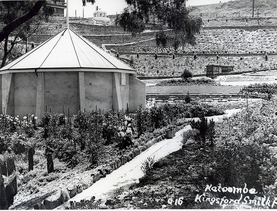 Kingsford Smith Memorial Park and Playground, Katoomba 1938: Local Area History, Local History, Early Local, Katoomba 1938, Blue Mountains