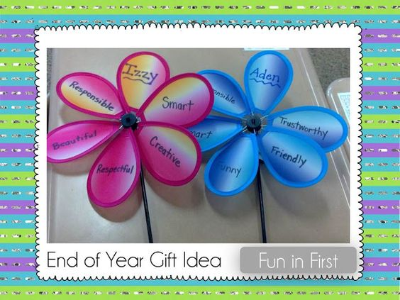 math worksheet : dollar tree pinwheels with each student s name and character  : Gift Ideas For First Grade Students From Teachers