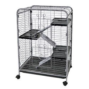 Cages neuves pour furet,chinchilla a 3 paliers 175$ Laval / North Shore Greater Montréal image 1