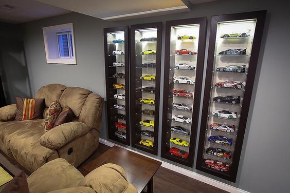 these bertby wall mounted display cabinets are popular with diecast collectors they were once. Black Bedroom Furniture Sets. Home Design Ideas