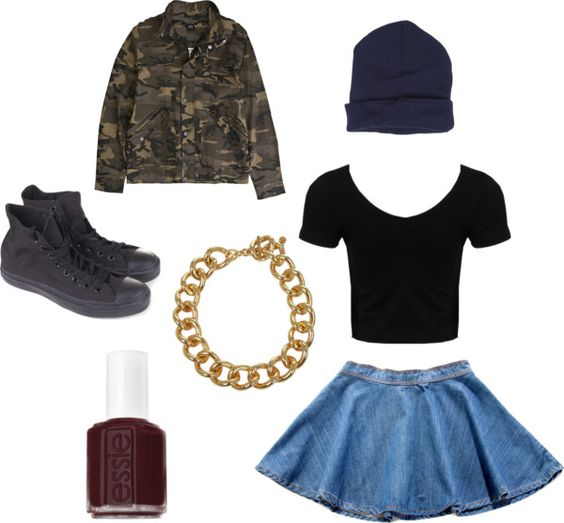 """basic"" by zoe-emma ❤ liked on Polyvore"