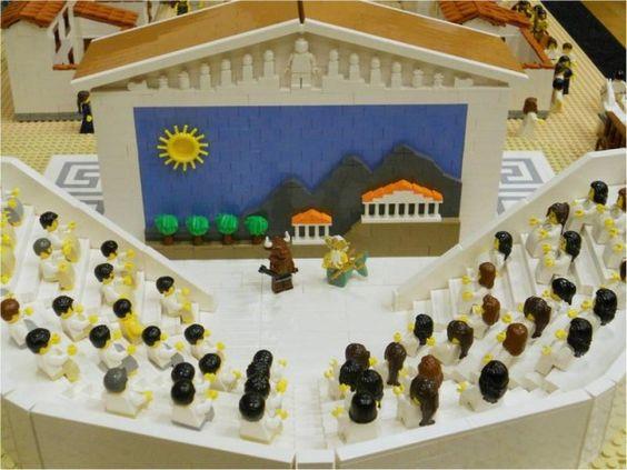Lego town (1)