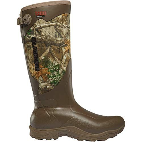Lacrosse Men S Alpha Agility 17 1200g Waterproof Hunting Boot Realtree Edge Clout Wear Cloutshoes Com In 2020 Hunting Boots Boots Waterproof Hunting Boots