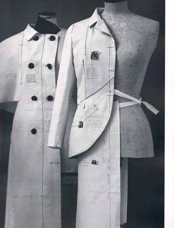 Paper patterns | Dressmaking | Tailoring | Balenciaga