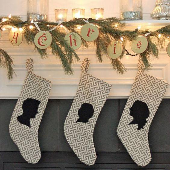 Silhouette stockings
