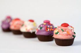 Bridgey Widgey: cupcake bites