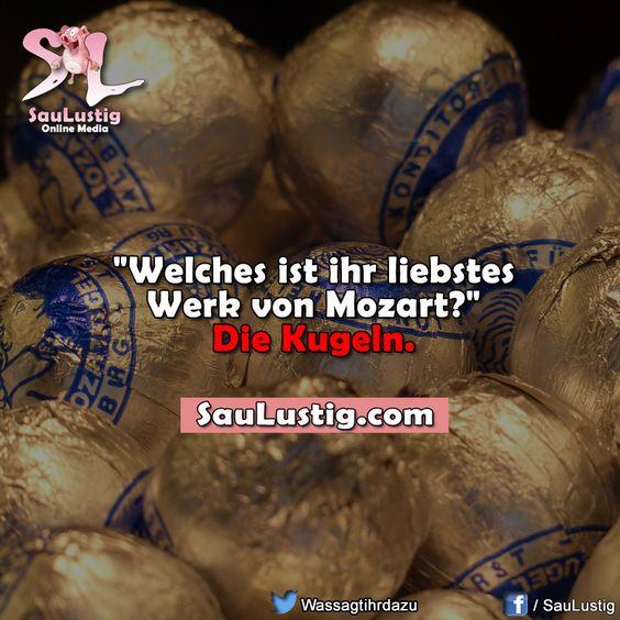 Mozartkugeln...