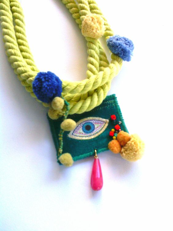 Tree in Blossom - Nefeli Karyofylli - necklace - http://www.treeinblossom.gr/index.html: