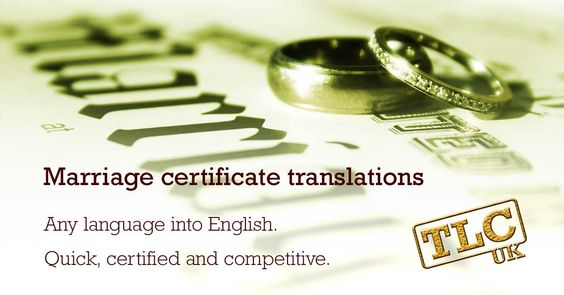 Looking for Certified and notarized translation? Use - copy chinese marriage certificate translation template