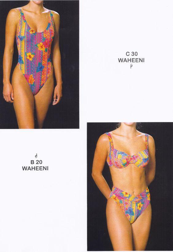By Solar Tan Through Swimwear