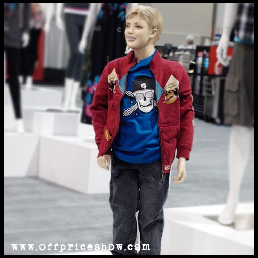 Boys #Layered Outfit - Graphic Tee, Zip-Up Sweatshirts and #Jeans Have you considered increasing the children's section in your store? Use the #OFFPRICE Show as your tool to find popular trends at up to 70% BELOW #wholesale prices. www.offpriceshow.com