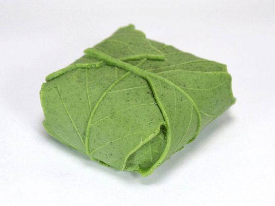 Leaf II handmade design soap mold by WilliamhouseKorea on Etsy