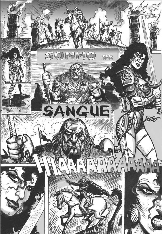 SONHO DE SANGUE