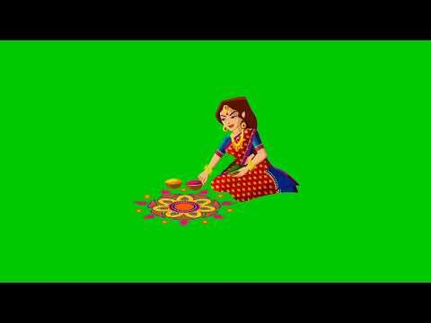 Diwali Stickers Green Screen Video Hd Deepawali Stickers Green Screen Video Youtube Greenscreen Disney Characters Artist