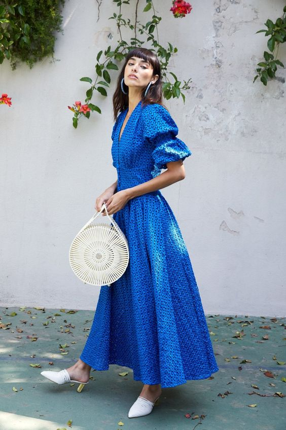 Bring On the Champagne; These Fall Wedding Guest Dresses Are Something to Toast to