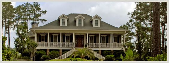 Lowcountry Cottage Beautiful Homes Pinterest Cottages Country Style An