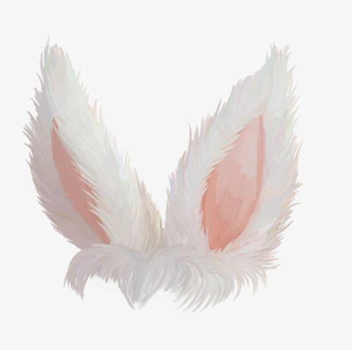 Creative Bunny Ears Bunny Ear Animal Ears Wattpad Cover Template