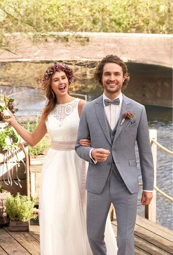 Nachhaltig, fair, modern: Hochzeitsanzüge für die Zukunft