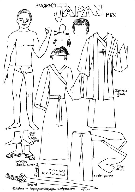 Paper Dolls Ancient Rome And Ancient Egypt On Pinterest