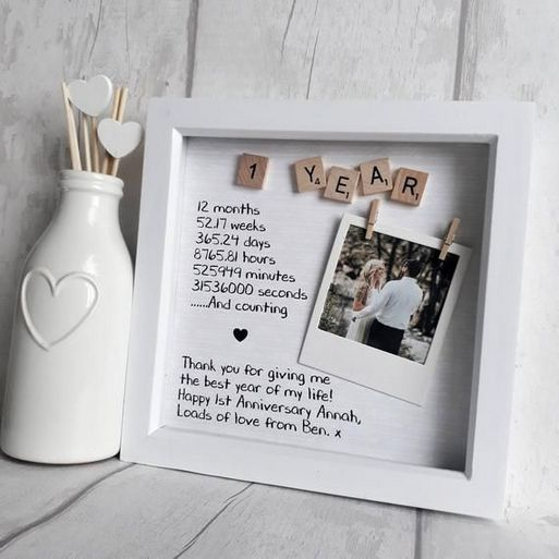 30 Creative 1 Year Anniversary Gift Ideas For Boyfriend Yaqueen Paper Gifts Anniversary Boyfriend Anniversary Gifts Cute Boyfriend Gifts