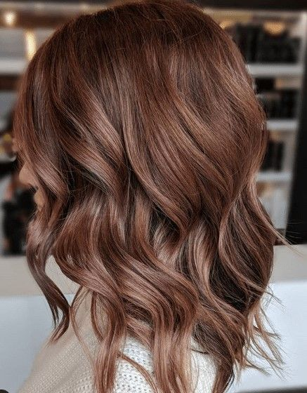 39 Best Fall Hair Colors That Are Worth Trying In 2020 Brunette Hair Color Fall Hair Color For Brunettes Fall Winter Hair Color
